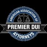 Premier DUI Attorneys Badge