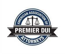 American Association of Attorneys: Premier DUI Badge