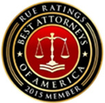 RUE Ratings Best Attorneys of America - 2015