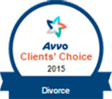 Avvo Clients' Choice 2015 Divorce