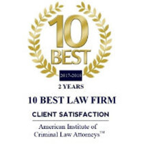 AIPIA - 10 Best 2018 Law Firm