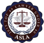 ASLA 2015 Top 40 Lawyer Under 40
