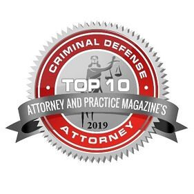 Attorney and Practice Magazine's Criminal Defense top 10