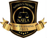 NAFLA - Top Ten Ranking 2015