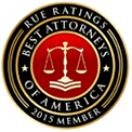 Rue Ratings Best Attorneys Badge
