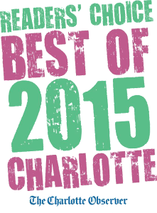 Best of Charlotte 2015 Badge